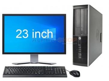 """HP Elite 8300 i5 3e Gen + 1x 23"""""""