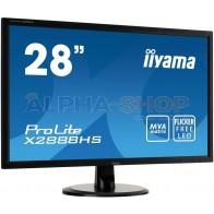 "iiyama ProLite X2888HS 28"" FULL HD Widescreen"