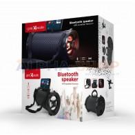 Gembird SPK-BT-12 Bluetooth Speaker met equalizer