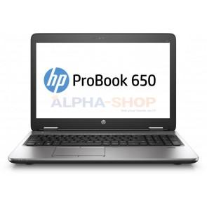 HP ProBook 650 G2 i5 6e Gen + HDD front