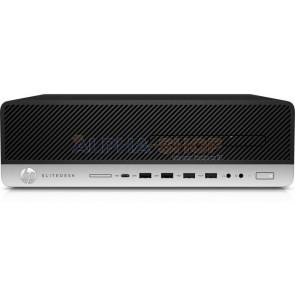 HP EliteDesk 800 G3 SFF i7 6e Gen + 2x 19