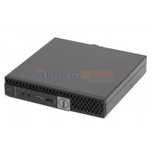 """Dell OptiPlex 7050 Micro PC i7 6e Gen + 2x 19"""" Monitor + 2 jaar garantie!"""