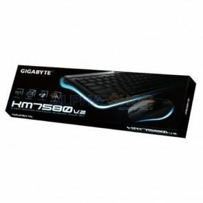 GigaByte KM7580 WL Toetsenbord & Muis draadloos