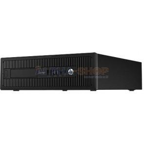 "HP EliteDesk 800 G1 SFF i5 4e Gen + 2x 22"" Monitor + 2 jaar garantie!"