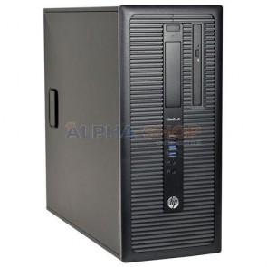 HP EliteDesk 800 G1 TWR i7 4e Gen + 2x 19