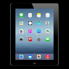 iPad 4 Zwart 16GB Wifi Only - B grade