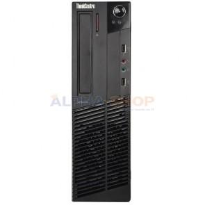 """Lenovo M92p i3 3e Gen + 2x 19"""" Widescreen + Gratis Win 7 of 10"""