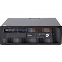 HP EliteDesk 800 G1 SFF i5 4e Gen 8GB 120GB SSD + 2 jaar garantie!