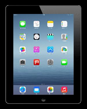 iPad 3 Zwart 64GB Wifi + 3G A grade