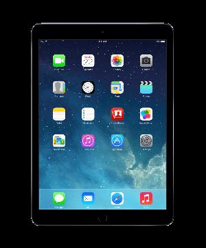 iPad Air Zwart 16GB Wifi + 4G A grade