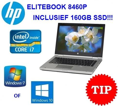 elitebook 8460p i7