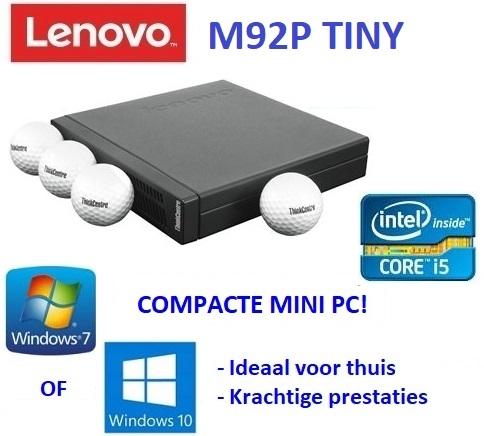 Lenovo M92P Tiny